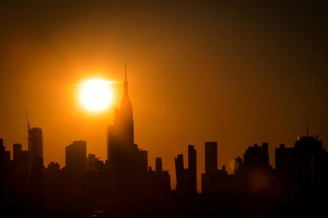 Появились фантастические фото тотального блэкаута на Манхеттене