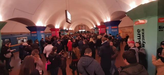 В Киеве снова «минировали» метро: какие станции на этот раз