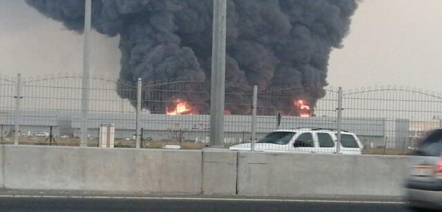 Пожежа в ОАЕ - палає великий ринок - відео - новини світу | СЬОГОДНІ