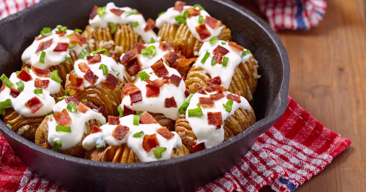 рецепт картофеля на день рождения с фото как отделочный