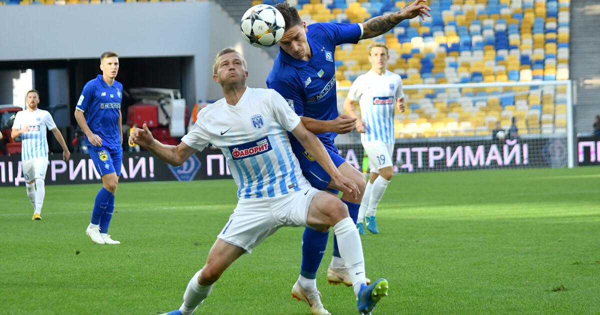 футбол прем'єр ліга україни результати