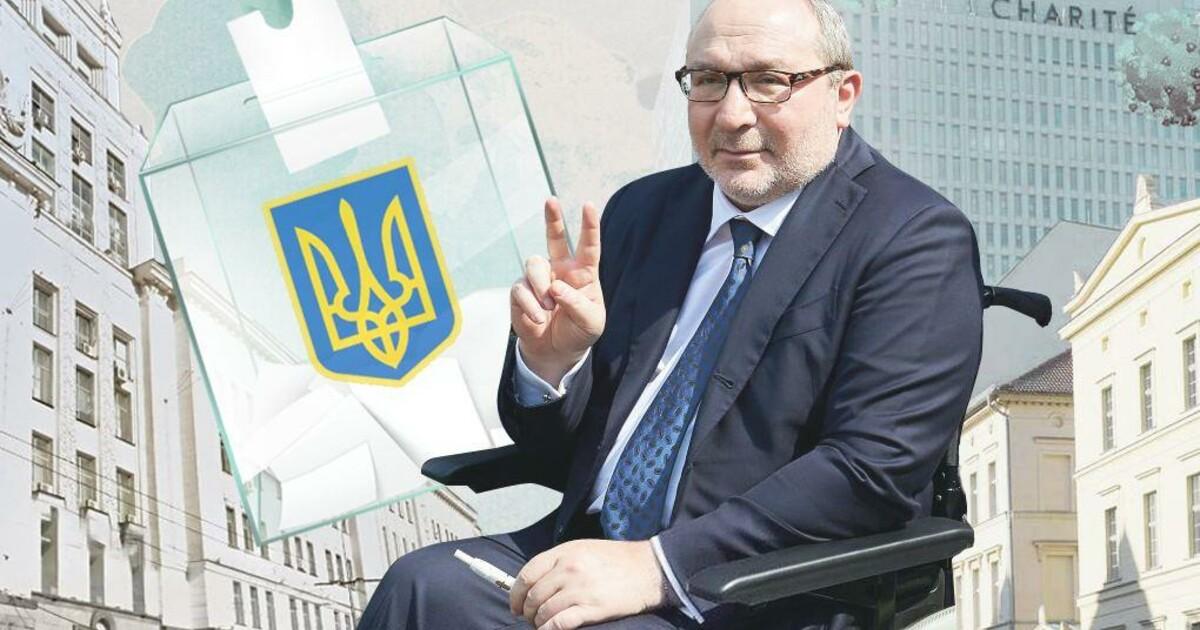Кернес и местные выборы - когда мэр Харькова вернется в Украину - новости Харькова | СЕГОДНЯ