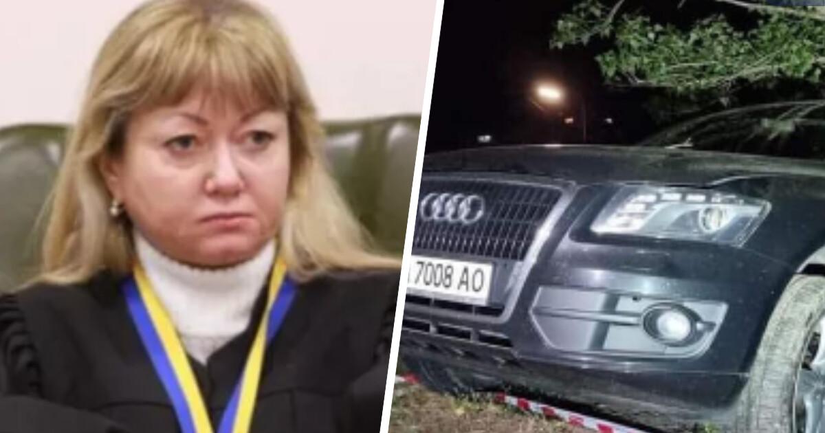 В пьяном ДТП в Киеве подозревают судью: подробности дела