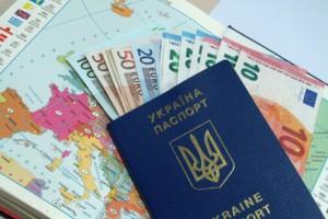 Украинцы могут ездить без виз в 120 стран мира