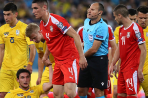 До матча с Украиной сербы так еще никому не проигрывали