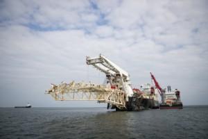 """Укладання """"Північного потоку - 2"""". Архівне фото: Nord Stream 2 AG"""