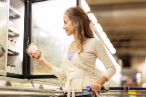 Как выбрать мороженое в магазине