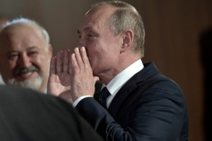 Владимир Путин в ВГИКе