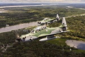 Штурмовик EMB-314 Super Tucano / Фото из открытых источников