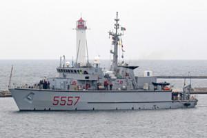 В Одессу прибыли четыре боевых корабля НАТО