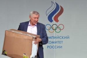 Россия на четыре года осталась без международных соревнований