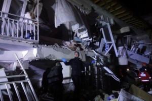 Землетрясение в Турции. Фото: REUTERS/MS