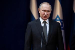 Владимир Путин. Фото: Heidi Levine/REUTERS