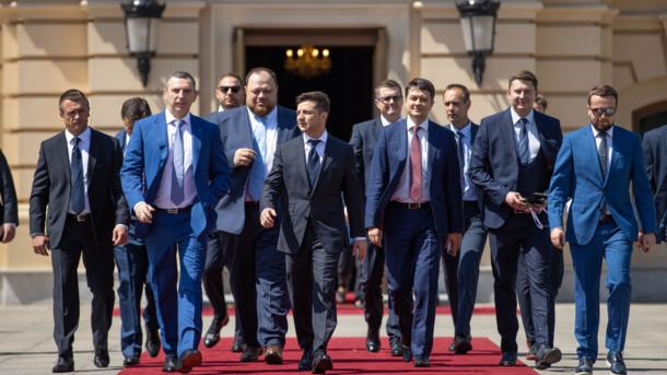 Команда Зеленского: кого и на какие должности назначил президент, фото-1