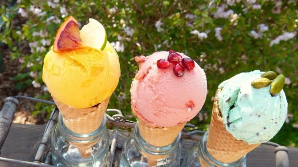 Сколько Украина производит и продает мороженого. Афиша Днепра