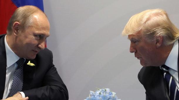 Клімкін розповів, про що говоритимуть Трамп і Путін на саміті в Японії