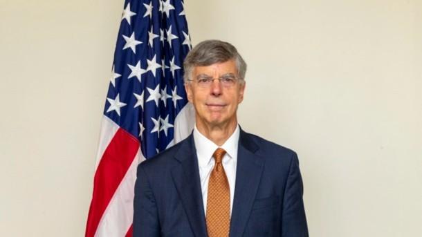 Уильям Тейлор. Фото: посольство США