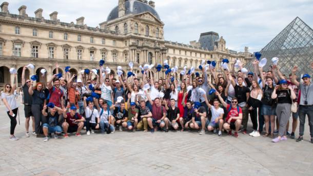 Город величия и пышности: каким увидели Париж победители конкурса