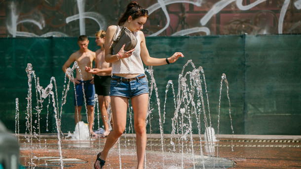 Десь спека, а десь дощі і прохолода: прогноз погоди в Україні на тиждень, фото-1