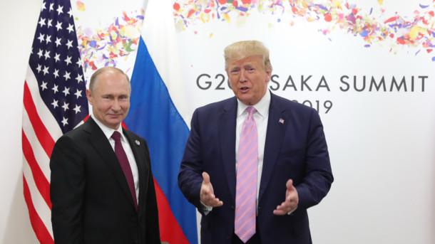 Путін прийшов до Трампа на високих підборах, фото-2