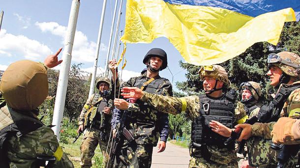 Победа. Из Славянска, по словам Гиркина, планировали реализацию «крымского сценария»