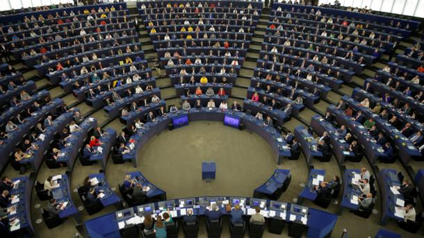 Европарламент. Фото: REUTERS/Vincent Kessler