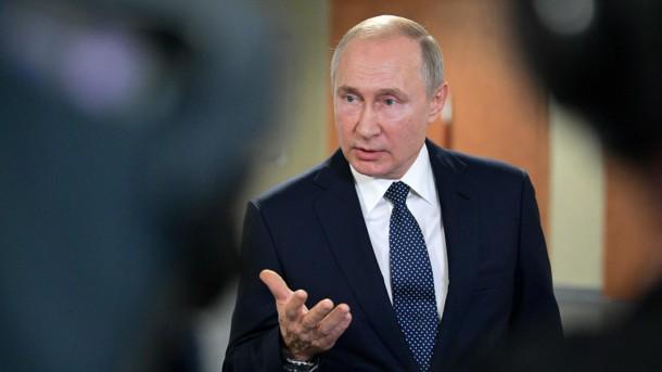 Путин ответил на предложение Зеленского о новом формате переговоров, фото-1