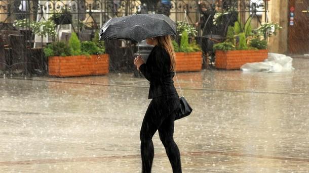 Літньої спеки не чекайте: прогноз погоди в Україні на тиждень, фото-1