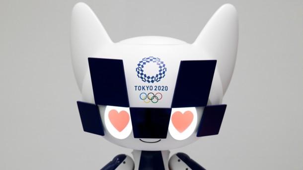 Талисман Токио-2020