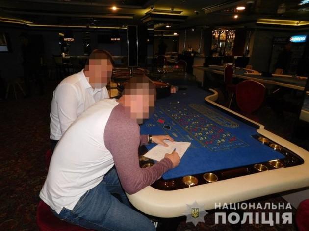 Погром киевских подпольных казино скачать игровые автоматы для нокиа 603