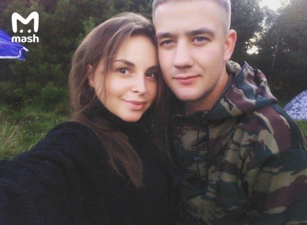 Убитые молодожены Евгений и Кристина Табуновы
