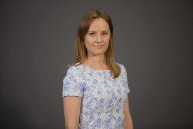 """Алина Свидерская. Фото: пресс-служба партии """"Голос"""""""