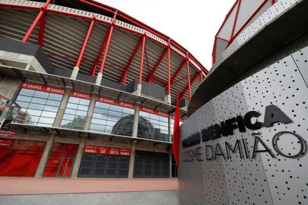 """Стадион """"Да Луж"""" в Лиссабоне"""