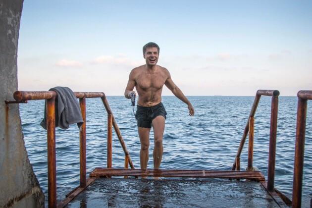 """Алексей Гончаренко  на отдыхе. """"Несколько дней проведу на море"""""""