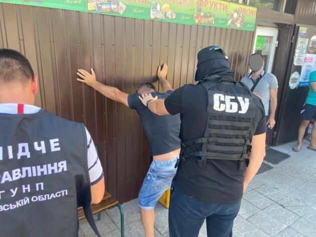 Фото: полиция Киевской области и прокуратура Киевской области