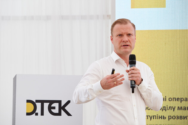 Марис Куницкис, руководитель инновационных проектов ДТЭК Сети