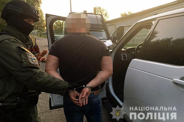 Фото: пресс-служба полиции Киева