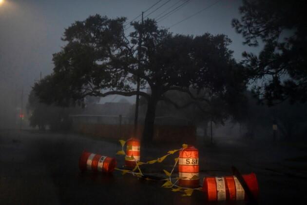 "Ураган ""Дзета"" в США. Фото: REUTERS/CLH/KF/BRV"