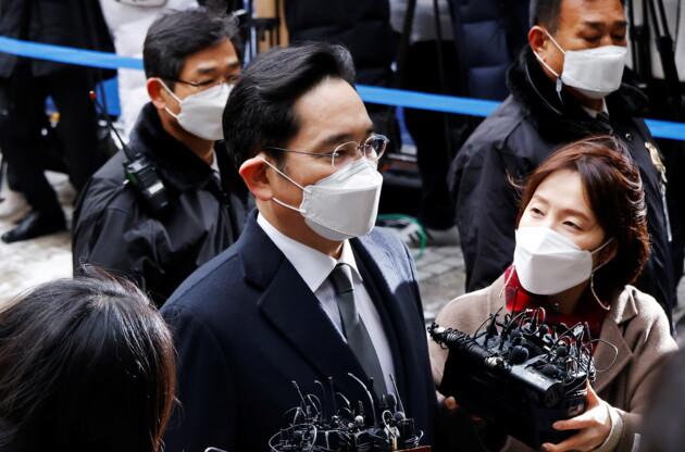 Ли Чжэ Ен. Фото: REUTERS/Kim Hong-Ji