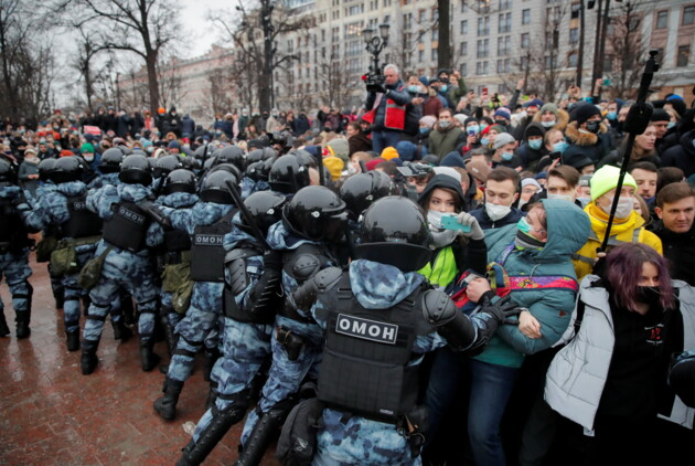 Фото: REUTERS/Maxim Shemetov