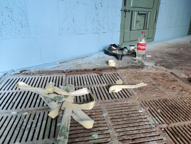 Подземный переход возле Украинского дома. Фото: