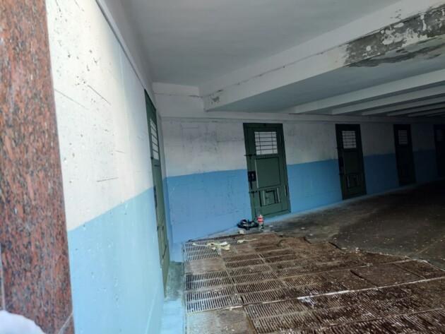 Подземный переход возле Украинского дома в центре Киева. Фото: segodnya.ua