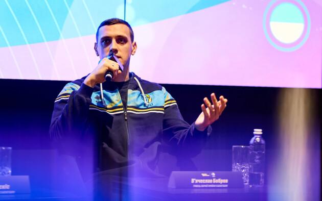 Сборная Украины 20 февраля сыграет против чемпиона Европы по баскетболу