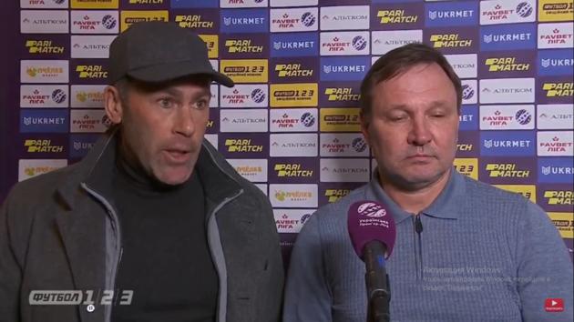 За п***раса ответишь! Глава футбольных арбитров Украины пообещал жесткое наказание Гельзину