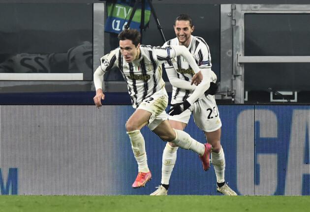 """Слезная драма в Италии: """"Ювентус"""" вылетел из Лиги чемпионов, выиграв в большинстве"""