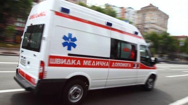 В Киеве на Теремках обстреляли женщину