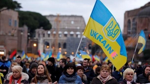 Украинцы на позитиве и не ждут бед в будущем: результы социсследования