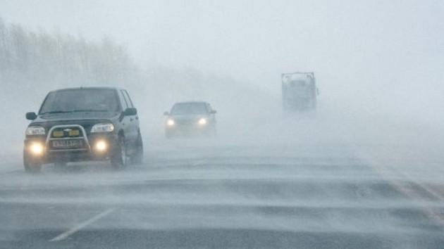 Жителей Запорожской области предупредили о резком ухудшении погоды