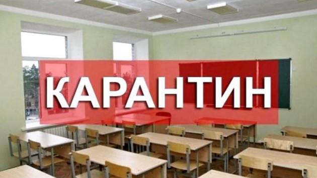 В Запорожской области на карантин закрыты 44 школы