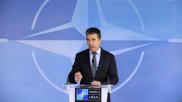 Украина и НАТО: Расмуссен рассказал, на что не стоит тратить время